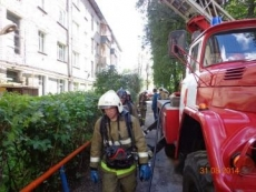 Два ребенка погибли, задохнувшись при пожаре в Йошкар-Оле