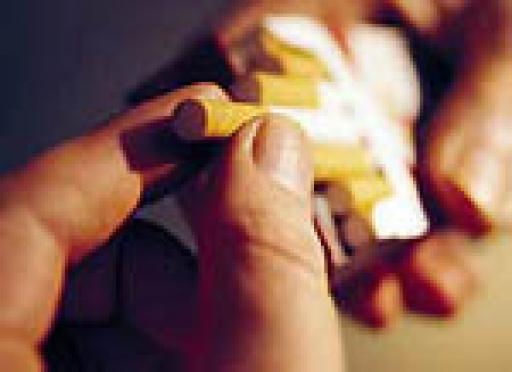 Жители Марий Эл будут курить только «свежие» сигареты