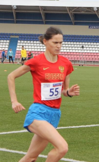 Марийская бегунья поедет в Пекин на Чемпионат мира по легкой атлетике