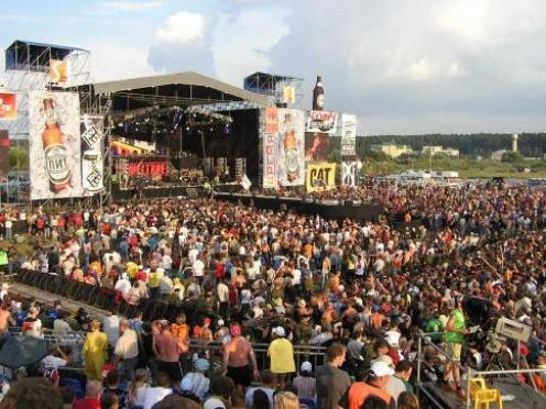 Йошкар-олинская группа «Грязные танцы» выступит на фестивале «Нашествие»