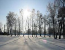 В Марий Эл последняя неделя декабря закончится похолоданием