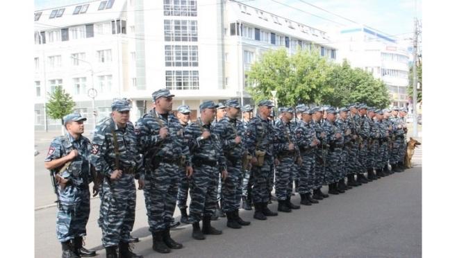 У йошкар-олинских полицейских закончилась полугодовая командировка на Северный Кавказ