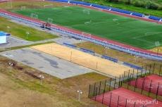 В поселке Советский появится стадион за 4,5 млн рублей