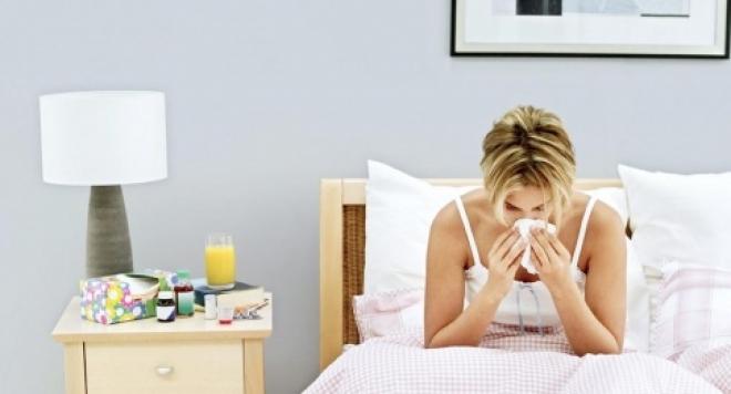 В Марий Эл зарегистрированы первые случаи гриппа