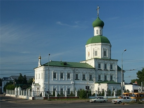 Накануне Пасхи пожарные Марий Эл проверили православные храмы