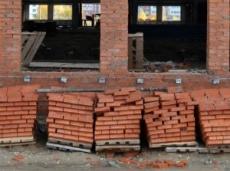 Полиция ищет тех, кто совершил кражу со стройки в Йошкар-Оле