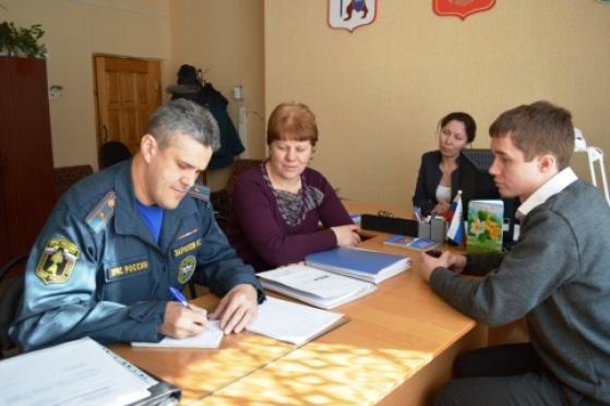 Госпожнадзор озабочен состоянием пожарной безопасности в больнице, общежитии и зданиях колхоза