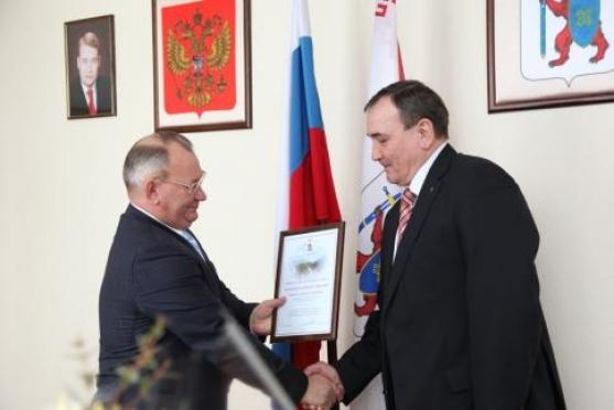 Глава Республики Марий Эл  поблагодарил «МегаФон» за поддержку сферы образования