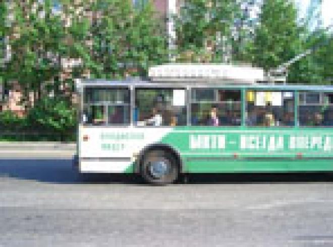 Троллейбусы в Йошкар-Оле стали ездить по-новому