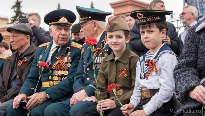 В Йошкар-Оле репетиции парада Победы начнутся с 20 апреля