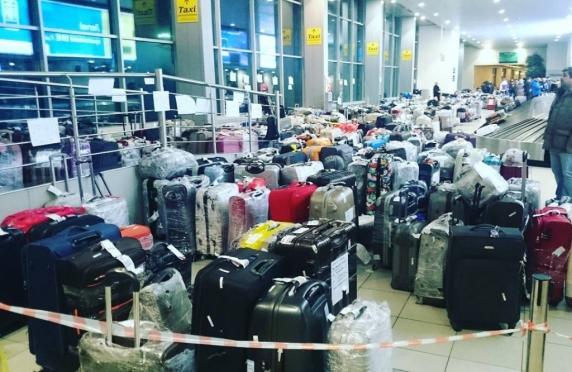 Весь багаж йошкар-олинских туристов, отдыхавших в Египте, доставлен адресатам