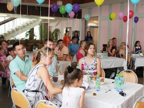 Фестиваль молодых семей прошел в Йошкар-Оле
