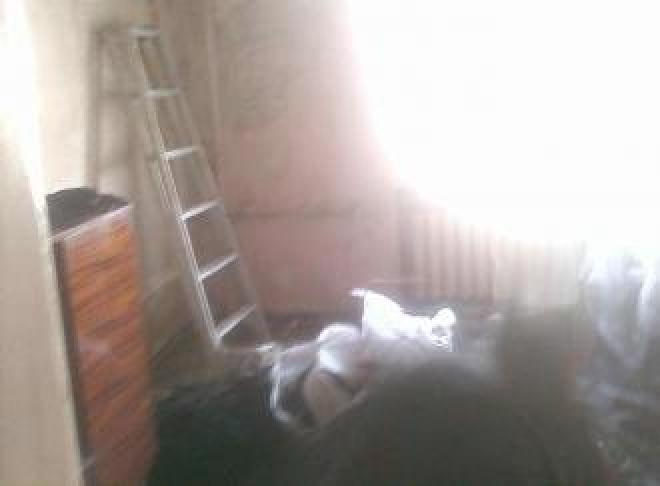 В Йошкар-Оле в доме по Ленинскому проспекту, 19 рухнул потолок