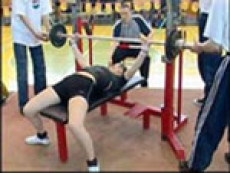 Юная тяжелоатлетка из Марий Эл вернулась из Франции серебряной медалисткой