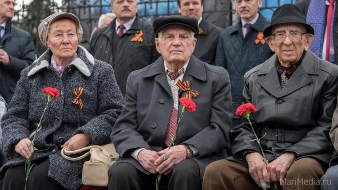 Ветераны и инвалиды ВОВ получат ко Дню Победы по 10 тысяч рублей