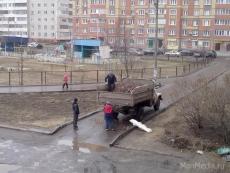 В Йошкар-Оле стартовал месячник по уборке и благоустройству территорий городского округа