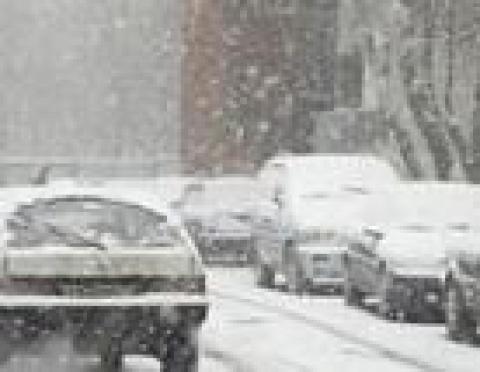 «Снежный» вопрос беспокоит президента Марий Эл