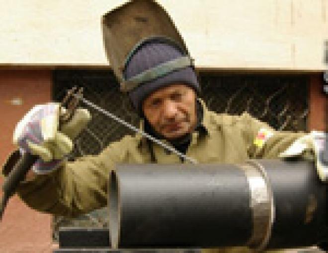 В столице Марий Эл зарегистрирована очередная авария на водопроводе