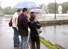Дожди в Марий Эл ненадолго отступят
