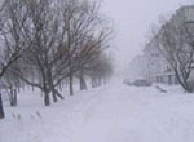 Пик февральских морозов на территории Марий Эл придётся на эти выходные