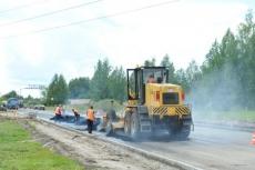 В нынешнем году отремонтированы триста участков автомобильных дорог Йошкар-Олы