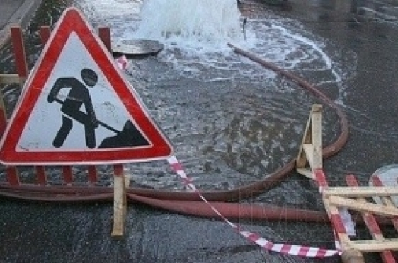 Некоторые йошкаролинцы лишились холодной воды