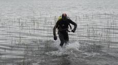 Водолазы Марий Эл ищут на Черном озере пропавшего рыбака
