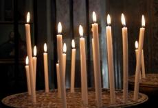Православные верующие Марий Эл вспоминают умерших родных и близких