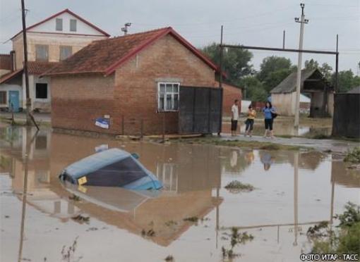 МЧС и епархия Марий Эл решили организовать еще один пункт приема помощи жителям Кубани