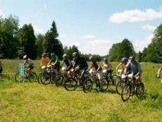 Завтра велосипедисты Йошкар-Олы устроят кросс-кантри
