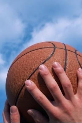 Турнир по уличному баскетболу постер