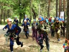 В пригороде Йошкар-Олы проходит республиканская «Школа безопасности»