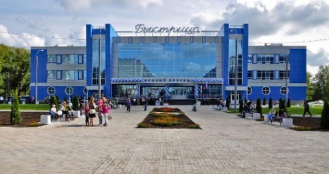 В Кирове появился «близнец» йошкар-олинского водного дворца