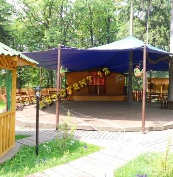 Торговые павильоны и шатровые конструкции