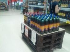Алкоголь в пластиковых бутылках оказался под запретом