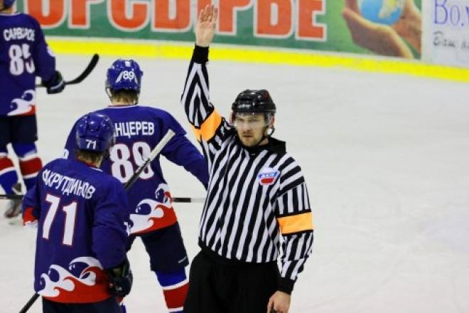 «Ариада-Акпарс» ничего не смогла противопоставить одному из лидеров ВХЛ
