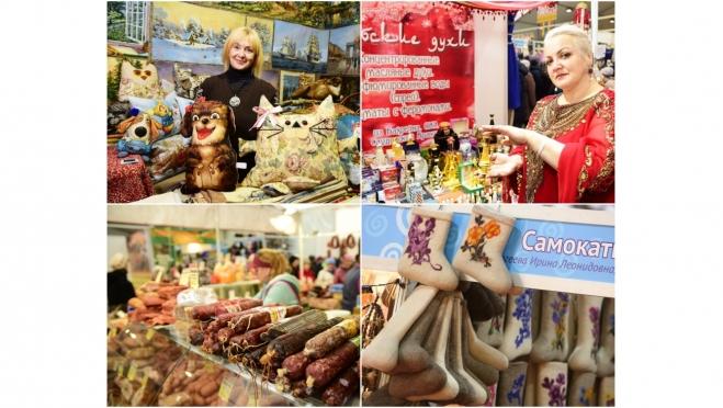 От павловопосадских гобеленов до якутской рыбы: «Всероссийская ярмарка в Йошкар-Оле» приглашает за покупками