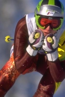 Зимняя спартакиада Специальной Олимпиады постер