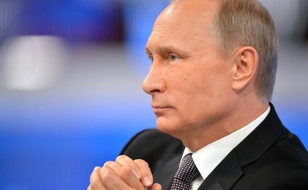 Владимир Путин стал восьмым в рейтинге мировых лидеров