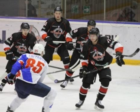 «Ариада» проиграла в Челябинске в серии послематчевых буллитов.