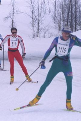 III этап Кубка Республики Марий Эл по лыжным гонкам постер