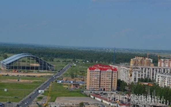 В новом микрорайоне Йошкар-Олы будет построено 800 квартир