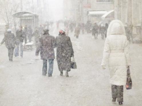 В Марий Эл снежная стихия обрушила удар на два района республики