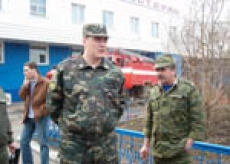 Йошкар-олинская гостиница «Турист» оказалась в огне