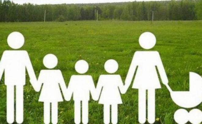 Земельные наделы для многодетных семей хотят заменить денежной компенсацией
