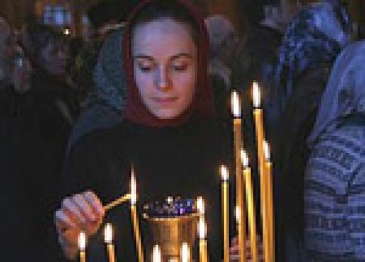Верующие Марий Эл - в преддверии больших православных праздников