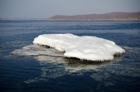 В Марий Эл подростка унесло на льдине