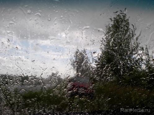 В выходные в Марий Эл столбики термометров поднимутся до отметки плюс 25 °С