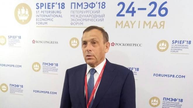 Александр Евстифеев подвел предварительные итоги экономического форума