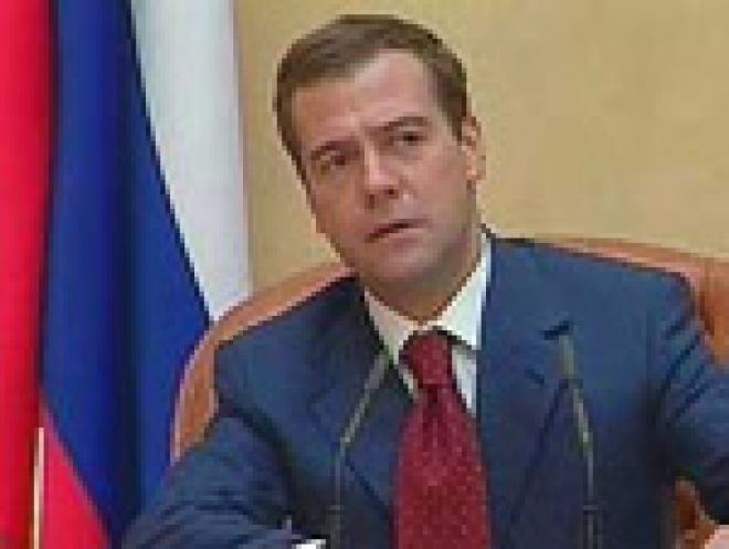 Президент России Дмитрий Медведев не сможет посетить VII Всероссийские летние сельские спортивные игры